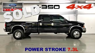 2000 Ford F350 7.3 POWERSTROKE DIESEL 4x4 Super Crew DUALLY F 350  | Palmetto, FL | EA Motorsports in Palmetto FL