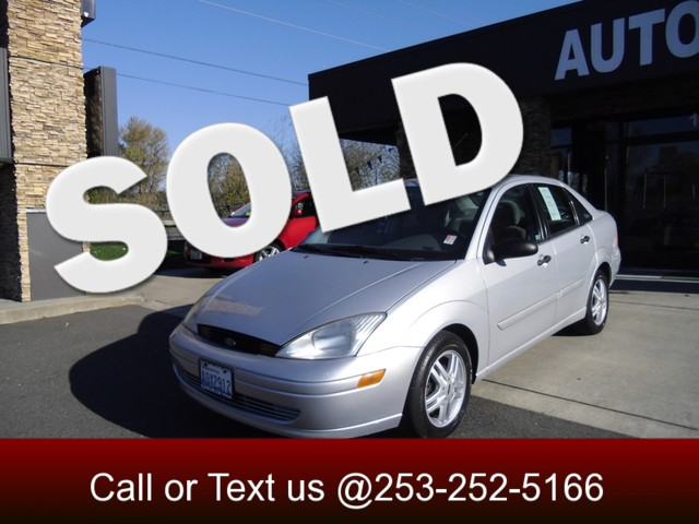 2000 Ford Focus SE The CARFAX Buy Back Guarantee that comes with this vehicle means that you can bu