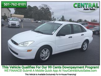 2000 Ford FOCUS/PW  | Hot Springs, AR | Central Auto Sales in Hot Springs AR