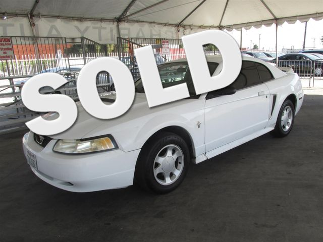 2000 Ford Mustang This particular vehicle has a SALVAGE title Please call or email to check avail