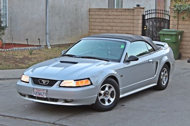 2000 Ford MUSTANG GT SALVAGE ONLY 15K ORIGINAL MLS MANUAL LEATHER NEW TIRES! Woodland Hills, CA 1