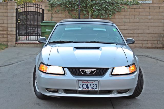 2000 Ford MUSTANG GT SALVAGE ONLY 15K ORIGINAL MLS MANUAL LEATHER NEW TIRES! Woodland Hills, CA 10