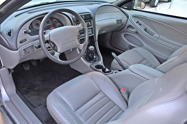 2000 Ford MUSTANG GT SALVAGE ONLY 15K ORIGINAL MLS MANUAL LEATHER NEW TIRES! Woodland Hills, CA 17
