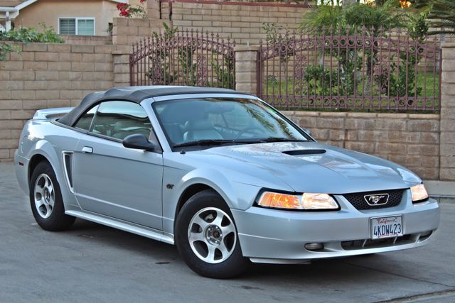 2000 Ford MUSTANG GT SALVAGE ONLY 15K ORIGINAL MLS MANUAL LEATHER NEW TIRES! Woodland Hills, CA 8