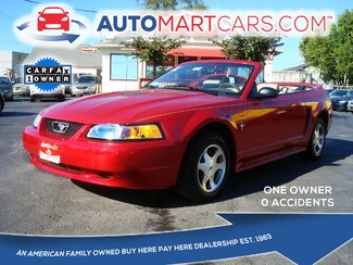 2000 Ford Mustang  | Nashville, Tennessee | Auto Mart Used Cars Inc. in Nashville Tennessee