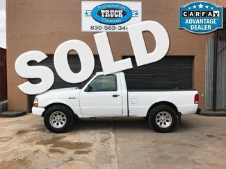 2000 Ford Ranger XL | Pleasanton, TX | Pleasanton Truck Company in Pleasanton TX