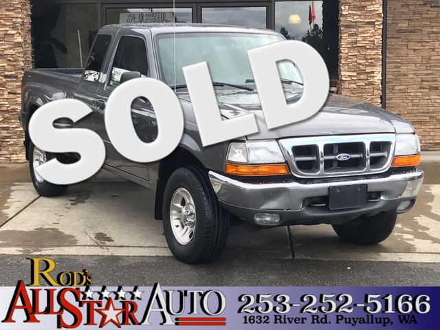 2000 Ford Ranger XLT 4WD The CARFAX Buy Back Guarantee that comes with this vehicle means that you