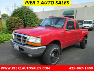 2000 Ford Ranger XL 4x4 3.0 V6 Seattle, Washington
