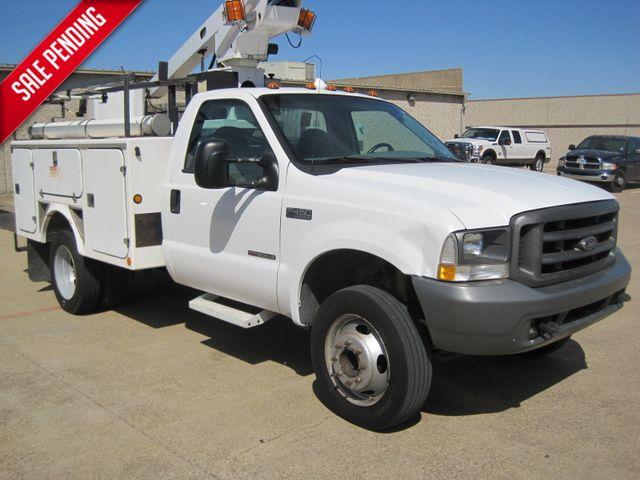 2000 Ford Super Duty F450 Bucket Truck, 7.3 Turbo Diesel, Plano, Texas 0