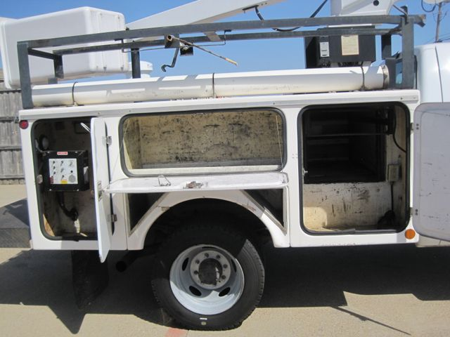 2000 Ford Super Duty F450 Bucket Truck, 7.3 Turbo Diesel, Plano, Texas 16