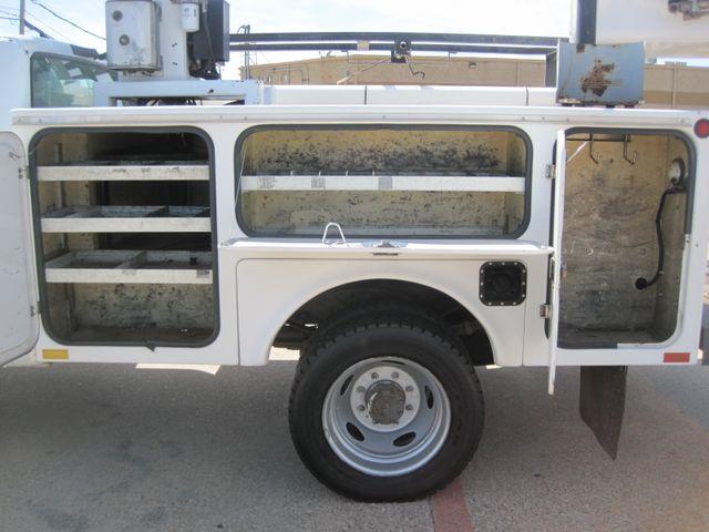 2000 Ford Super Duty F450 Bucket Truck, 7.3 Turbo Diesel, Plano, Texas 17