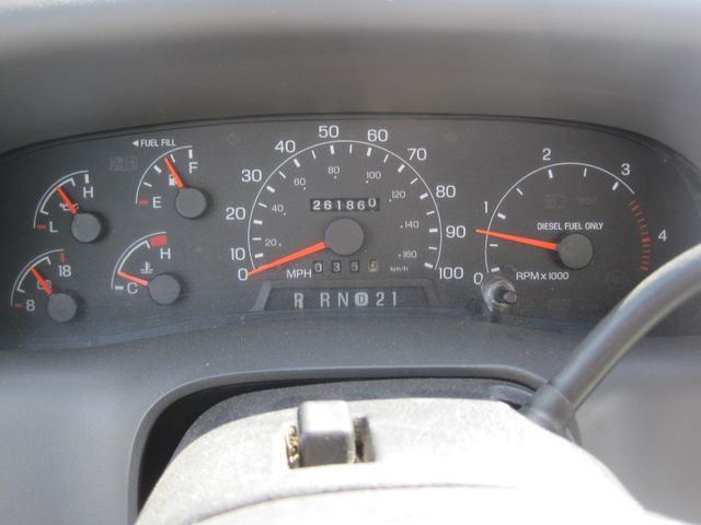 2000 Ford Super Duty F450 Bucket Truck, 7.3 Turbo Diesel, Plano, Texas 25