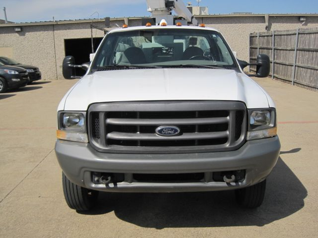 2000 Ford Super Duty F450 Bucket Truck, 7.3 Turbo Diesel, Plano, Texas 2