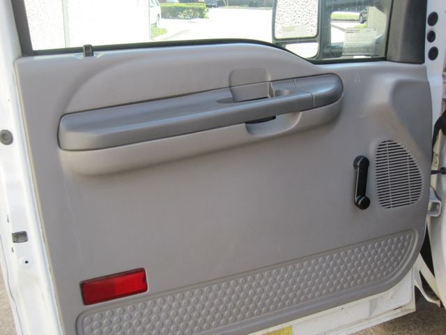 2000 Ford Super Duty F450 Bucket Truck, 7.3 Turbo Diesel, Plano, Texas 18