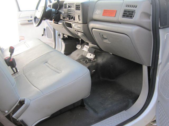 2000 Ford Super Duty F450 Bucket Truck, 7.3 Turbo Diesel, Plano, Texas 22