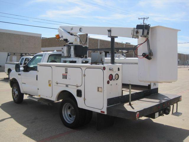 2000 Ford Super Duty F450 Bucket Truck, 7.3 Turbo Diesel, Plano, Texas 7