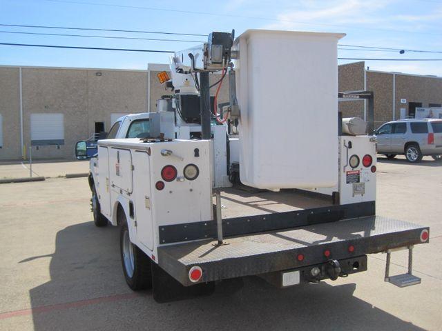 2000 Ford Super Duty F450 Bucket Truck, 7.3 Turbo Diesel, Plano, Texas 8