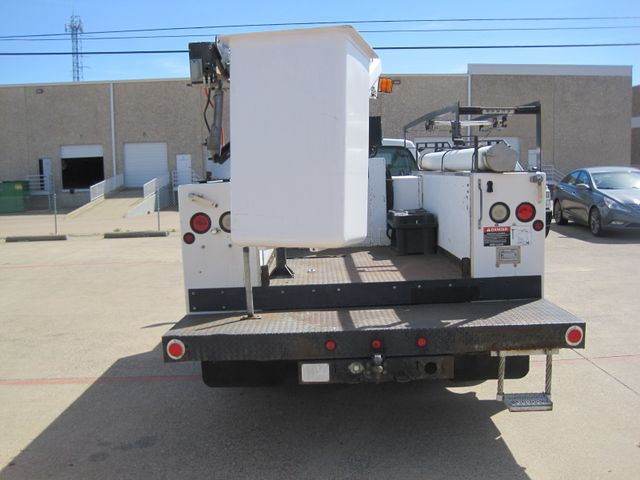 2000 Ford Super Duty F450 Bucket Truck, 7.3 Turbo Diesel, Plano, Texas 9