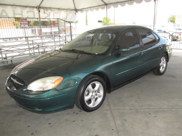 2000 Ford Taurus SES This particular vehicle has a SALVAGE title Please call or email to check av