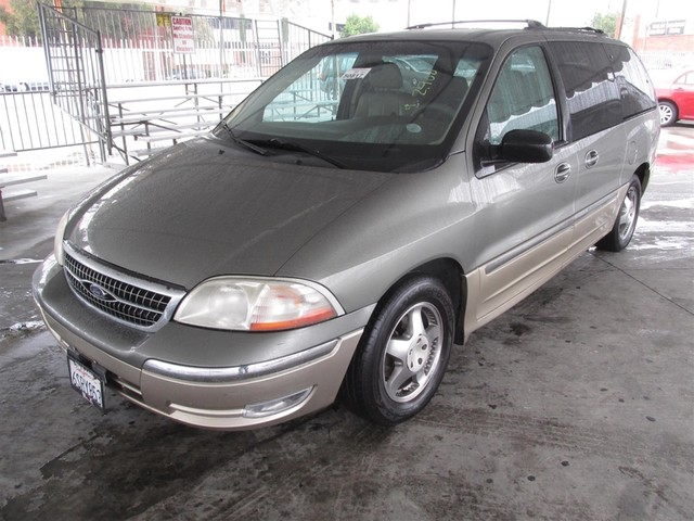 2000 Ford Windstar Wagon SEL This particular Vehicle comes with 3rd Row Seat Please call or e-mai