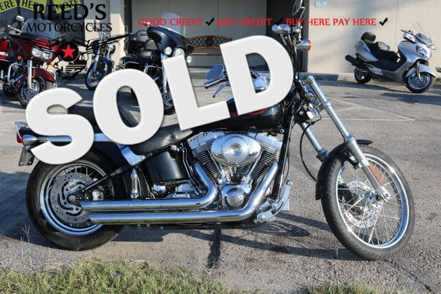 2000 Harley Davidson FXST Softtail | Hurst, Texas | Reed's Motorcycles in Hurst Texas