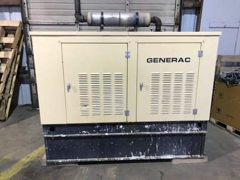 2000 Generac 99A / 04643 35 KW GENERATOR  in Fort Worth, TX