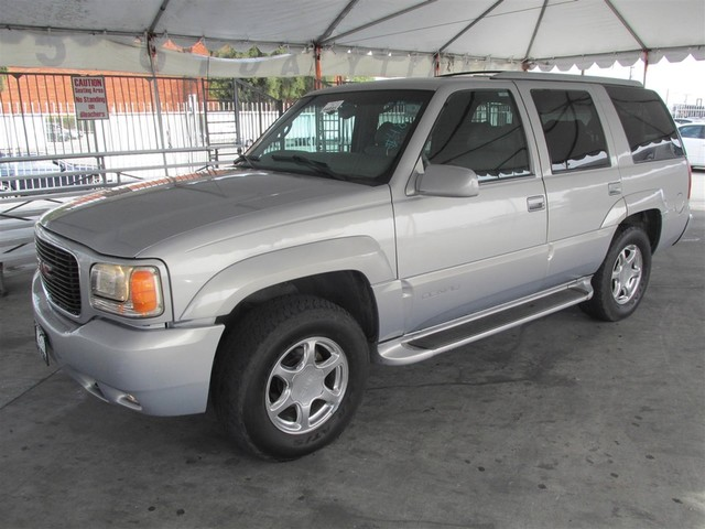 2000 GMC Denali Please call or e-mail to check availability All of our vehicles are available f