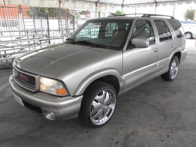 2000 GMC Envoy Please call or e-mail to check availability All of our vehicles are available fo