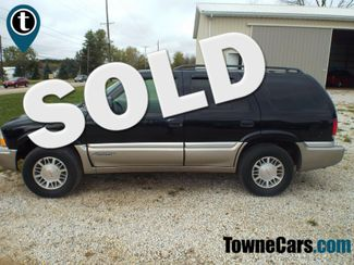 2000 GMC Jimmy SLE Convenience | Medina, OH | Towne Auto Sales in ohio OH