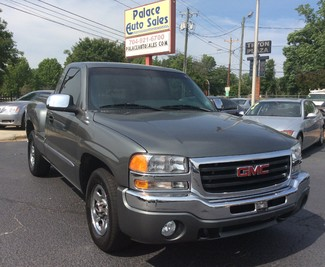2000 GMC New Sierra 1500 SLE in Charlotte, NC