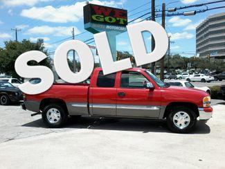 2000 GMC New Sierra 1500 SLE San Antonio, Texas