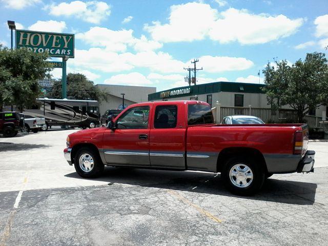 2000 GMC New Sierra 1500 SLE San Antonio, Texas 2