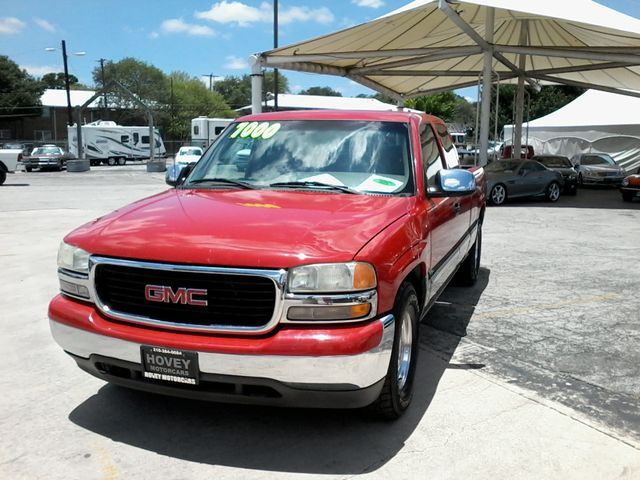 2000 GMC New Sierra 1500 SLE San Antonio, Texas 3