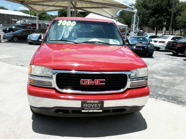 2000 GMC New Sierra 1500 SLE San Antonio, Texas 1