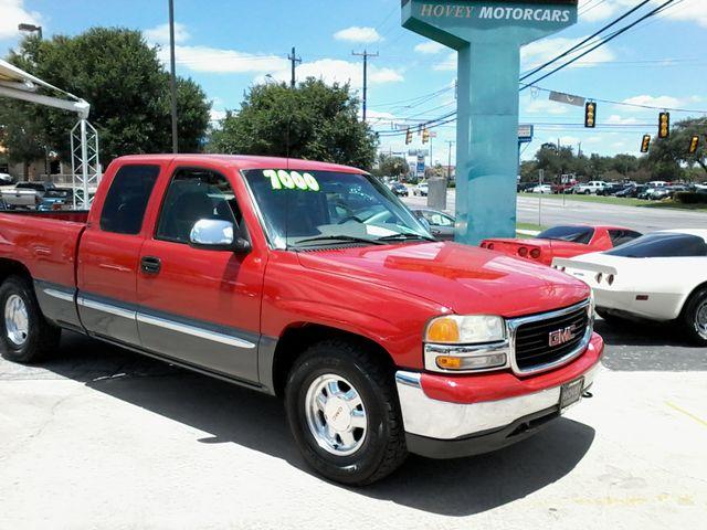 2000 GMC New Sierra 1500 SLE San Antonio, Texas 4