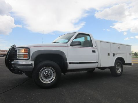 2000 GMC Sierra 2500 Regular cab 4X4 Utility in , Colorado