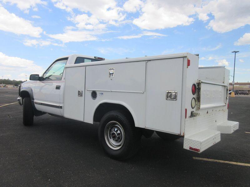 2000 GMC Sierra 2500 Regular cab 4X4 Utility  Fultons Used Cars Inc  in , Colorado
