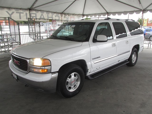 2000 GMC Yukon XL SLE Please call or e-mail to check availability All of our vehicles are avail