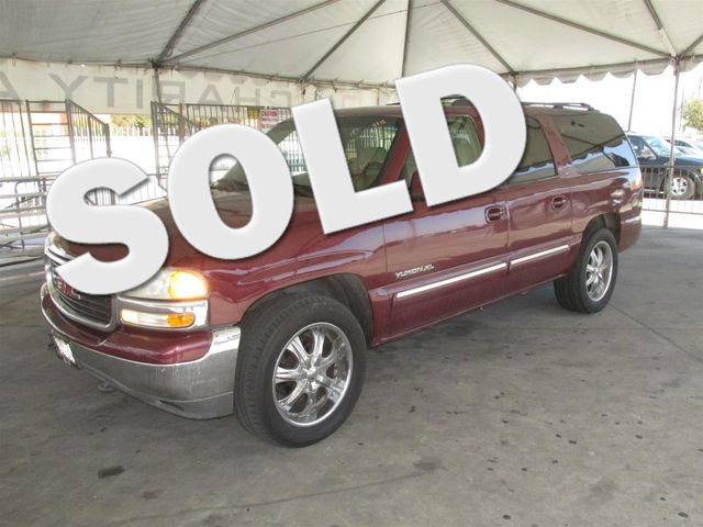 2000 GMC Yukon XL SLT This particular Vehicles true mileage is unknown TMU Please call or e-ma