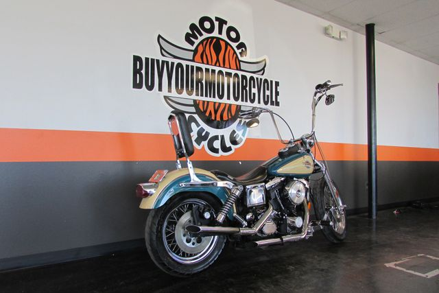 2000 Harley Davidson DYNA Arlington, Texas 1