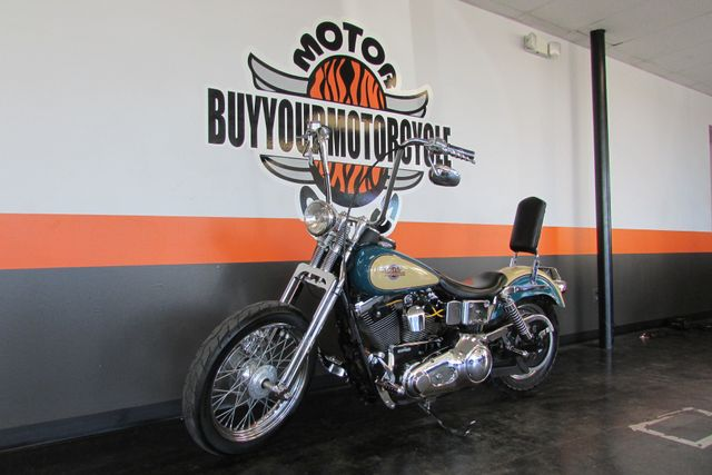 2000 Harley Davidson DYNA Arlington, Texas 26