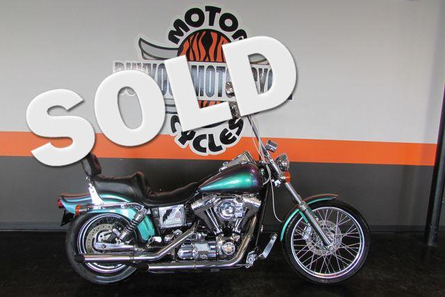 2000 Harley Davidson FXDWG DYNA WIDE GLIDE Arlington, Texas 0