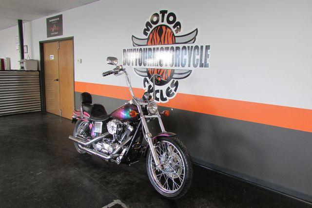 2000 Harley Davidson FXDWG DYNA WIDE GLIDE Arlington, Texas 2