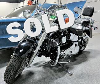 2000 Harley Davidson FLSTF Fatboy in Lubbock Texas
