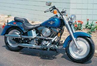 2000 Harley Davidson Flstf Softail Fat Boy Fatboy Pictures