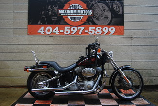 2000 Harley-Davidson FXST Softail Std Jackson, Georgia