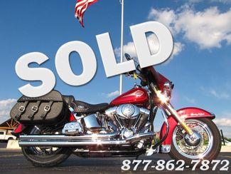 2000 Harley-Davidson HERITAGE SOFTAIL CLASSIC FLSTC HERITAGE SOFTAIL McHenry, Illinois