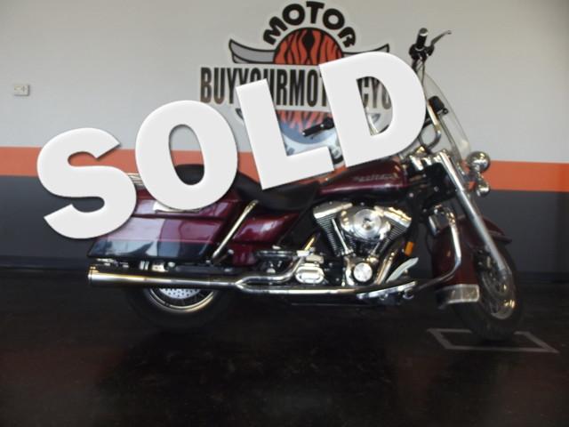 2000 Harley-Davidson ROAD KING  FLHR Arlington, Texas 0