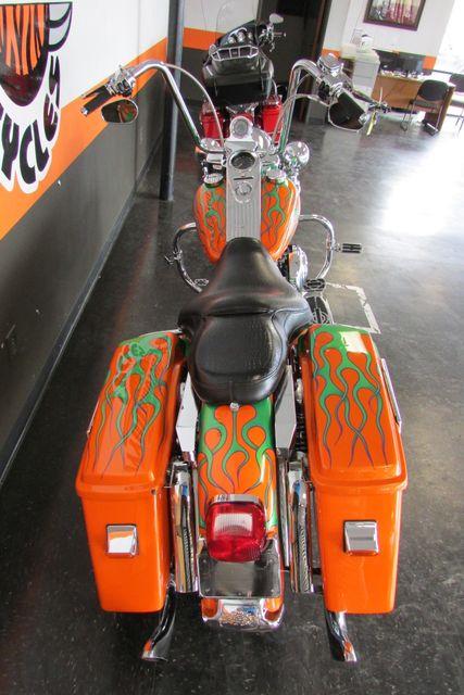 2000 Harley Davidson Road King Arlington, Texas 9