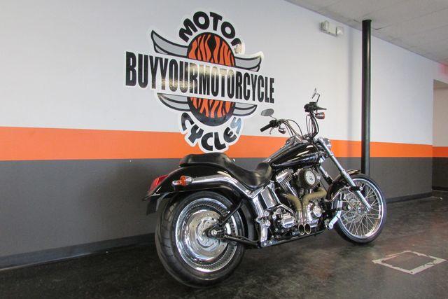 2000 Harley Davidson SOFTAIL DEUSE FXSTD Arlington, Texas 1
